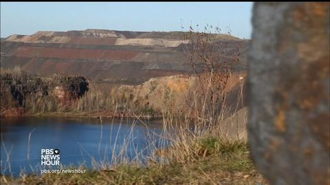 PBS NewsHour -- The battle for Minnesota's $1 trillion mining jackpot