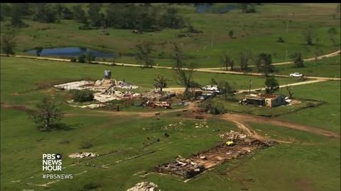 PBS NewsHour -- News Wrap: Deadly heartland tornadoes pummel Oklahoma