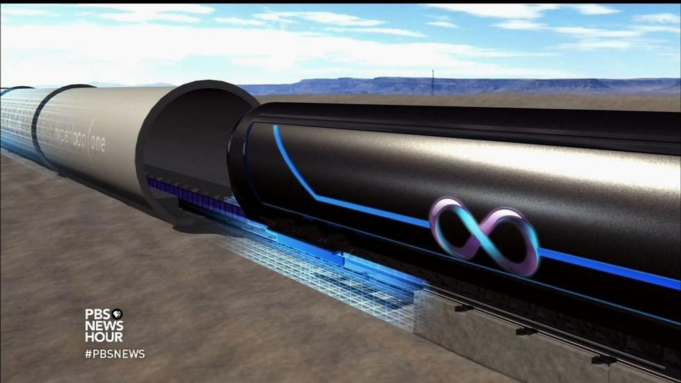 L.A. to San Francisco in 30 minutes? A pipe dream indeed image