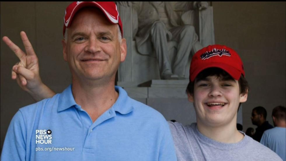 Dad of Aspergers boy learns to 'Love That Boy' image