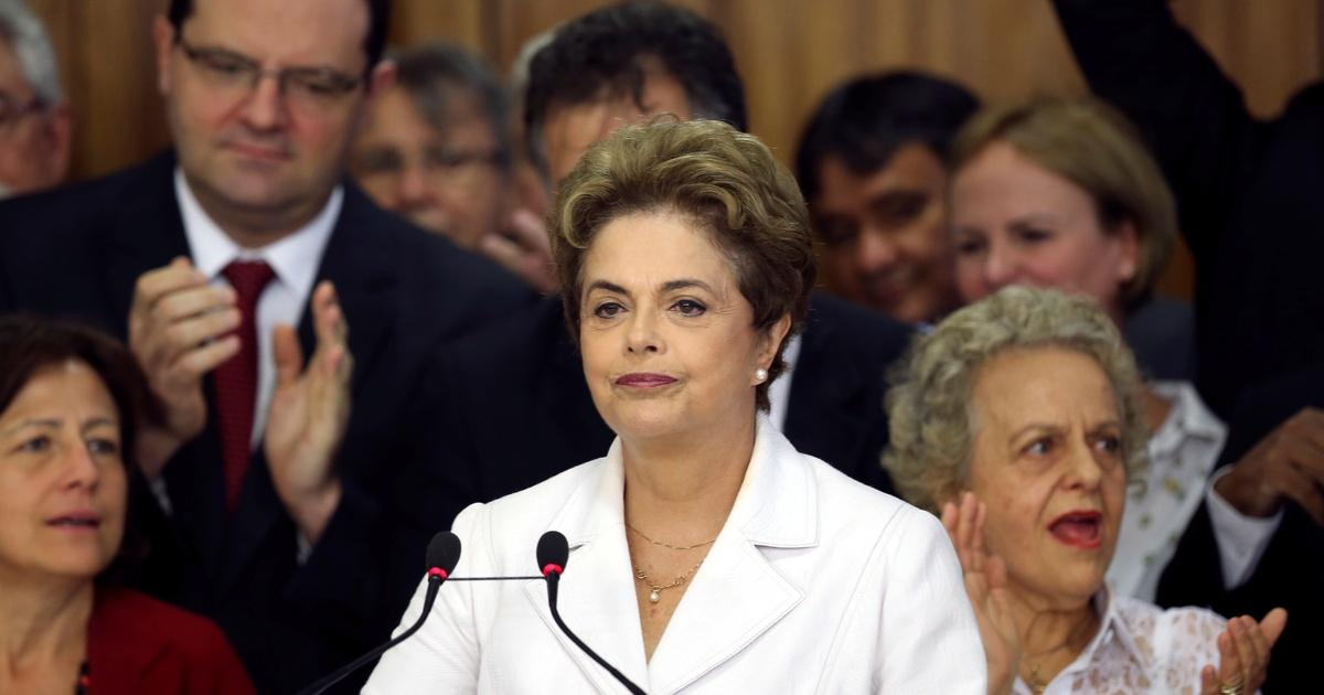 Three months before Olympics, Brazil impeaches its ...