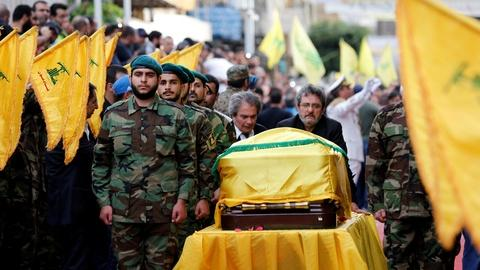 PBS NewsHour -- Hezbollah's top military leader assassinated in Syria