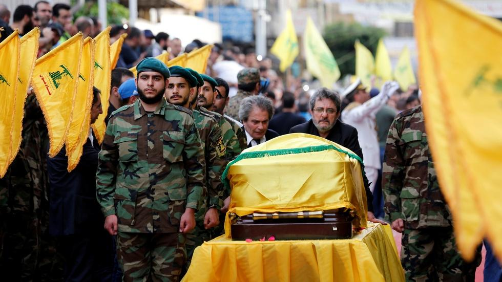 Hezbollah's top military leader assassinated in Syria image
