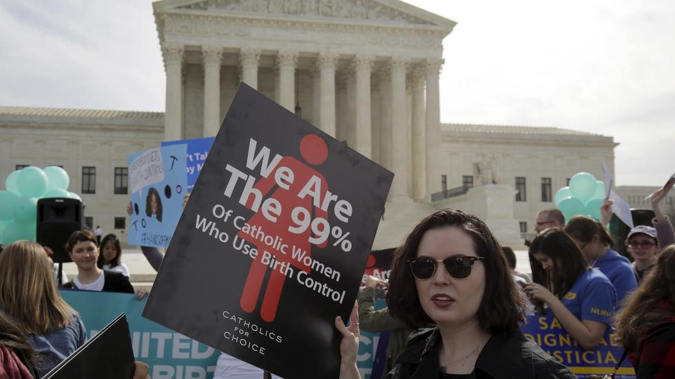 Supreme Court punts on Obamacare contraception fight image