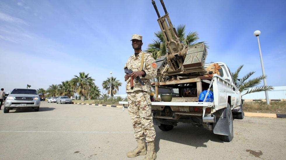U.S. will help Libyans beat back Islamic State fighters image