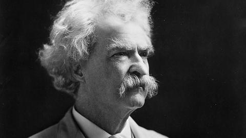 PBS NewsHour -- Step aside Seinfeld — meet Mark Twain, the standup comic