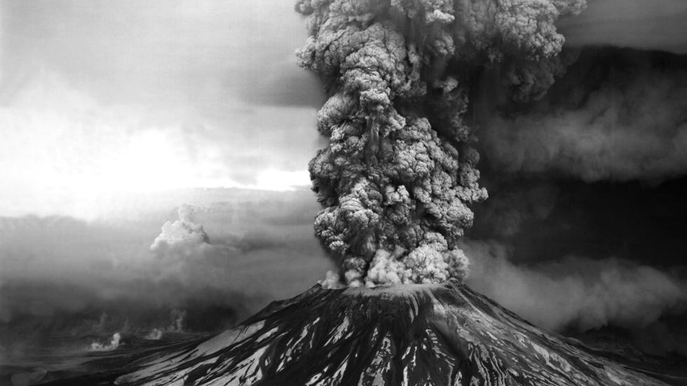 From Mt. St. Helens' volcanic ashes, Mother Nature rebuilds image