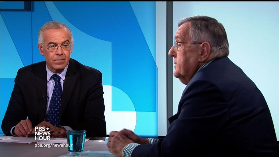 Shields and Brooks on the NRA's endorsement of Donald Trump image