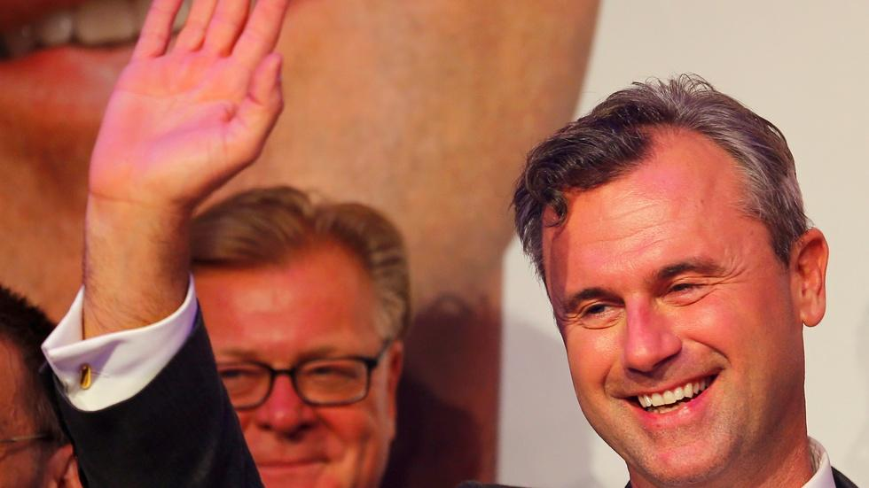Austria could soon elect the first far-right president image