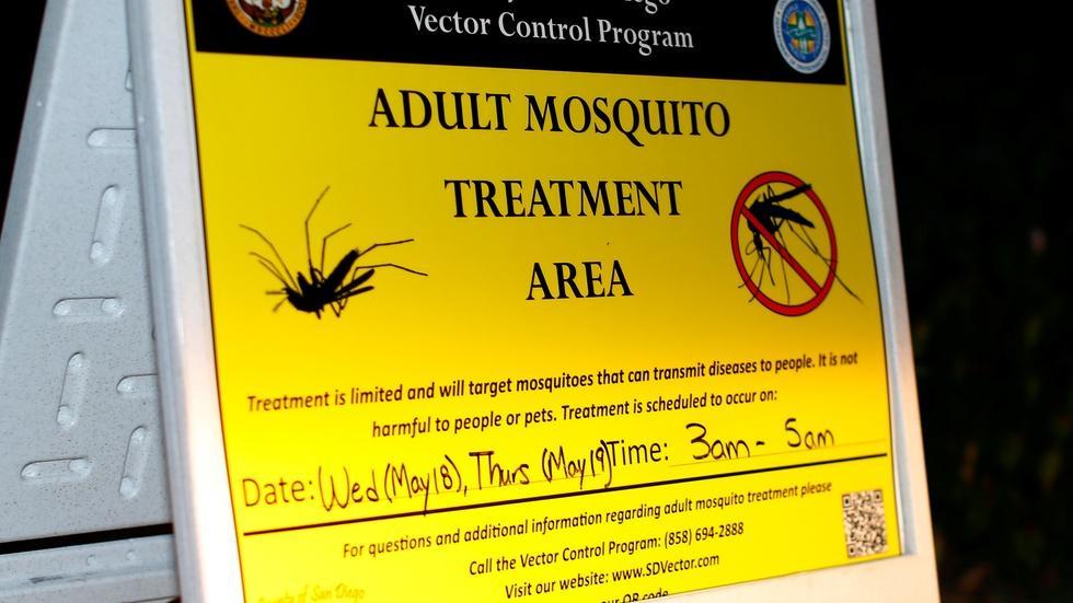 What's behind Congress' biting infighting over Zika funding? image
