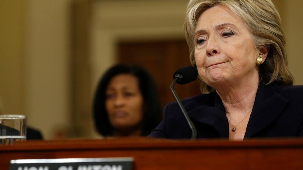 Why Clinton's email woes are deemed worse than predecessors' image
