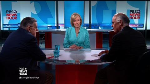PBS NewsHour -- Shields and Brooks on Obama's historic Hiroshima visit