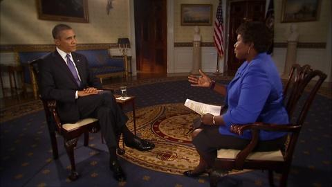PBS NewsHour -- Interview and Town Hall with President Obama