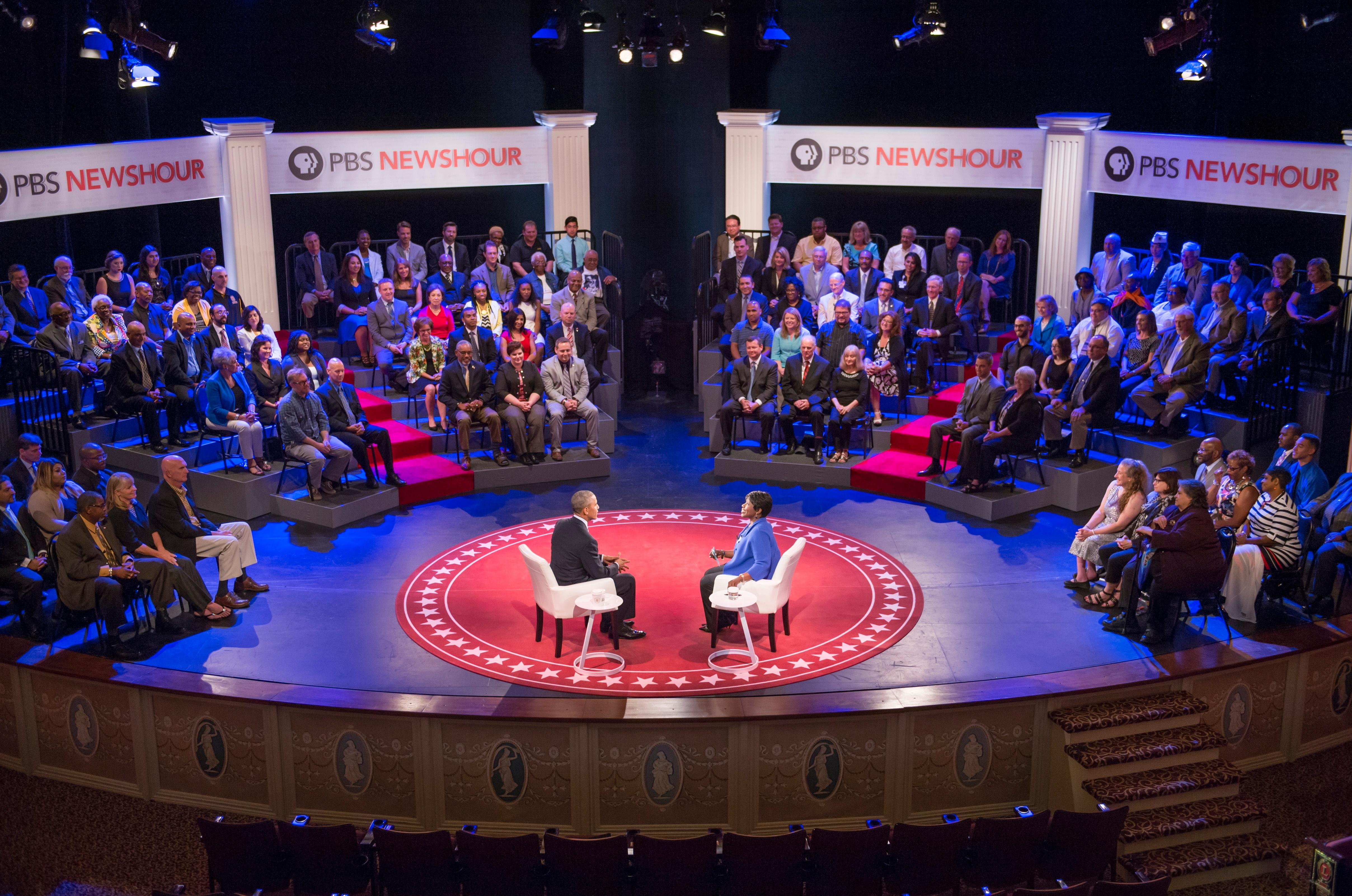 Questions for President Obama: A Town Hall Special | PBS NewsHour | PBS