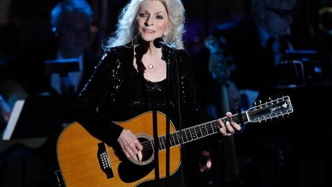 PBS NewsHour -- Judy Collins still turn, turn, turning with new album at 77