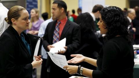 PBS NewsHour -- Why hiring is at five-year low and the economy is stalling