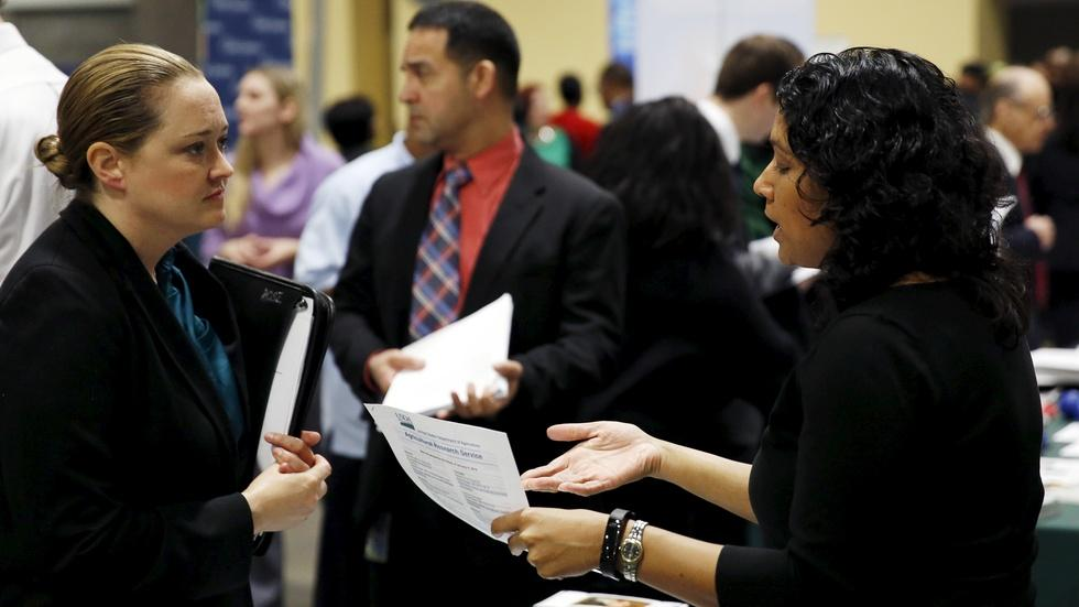 Why hiring is at five-year low and the economy is stalling image