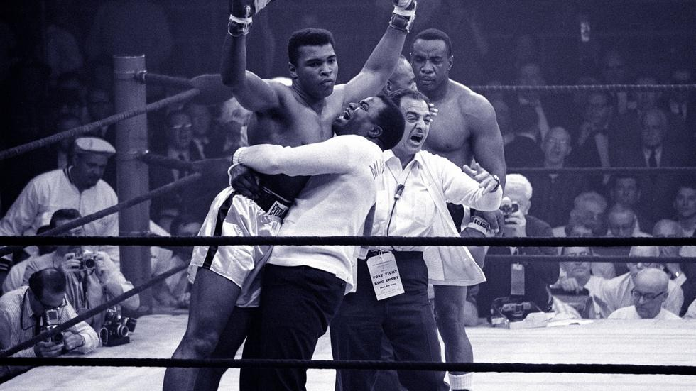The life and legacy of boxing titan Muhammad Ali image