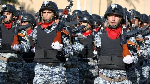 PBS NewsHour -- Have U.S. efforts to train Iraq's army fallen short?