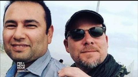 PBS NewsHour -- NPR journalist lost in Afghan ambush left a prolific legacy