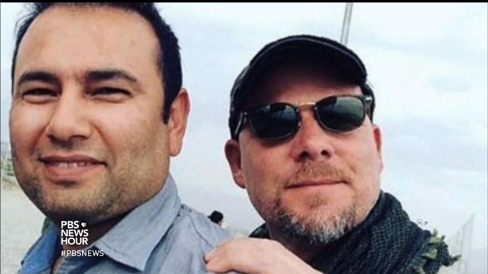 NPR journalist lost in Afghan ambush left a prolific legacy image