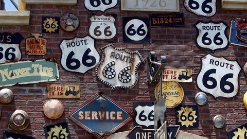 PBS NewsHour -- A resurgence for the 'Mother Road': revitalizing Route 66