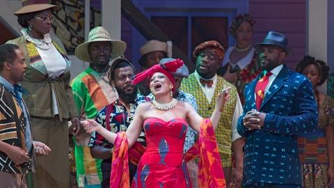 PBS NewsHour -- New rendition of 'Porgy and Bess' offers a 'greater truth'