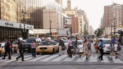 PBS NewsHour -- How NYC's streets became more pedestrian-friendly