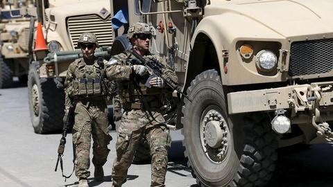 PBS NewsHour -- News Wrap: U.S. to step up airstrikes against Taliban