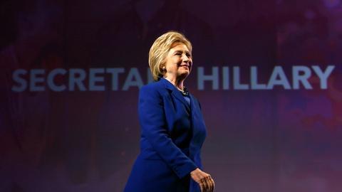 PBS NewsHour -- Clinton vows 'to unify;' Trump touts religious freedom