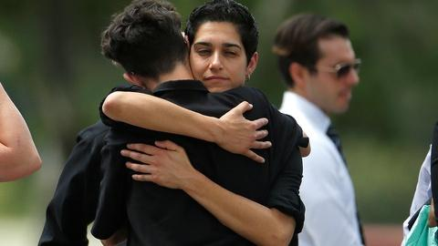 PBS NewsHour -- Orlando survivor: 'We don't have a choice' but to recover