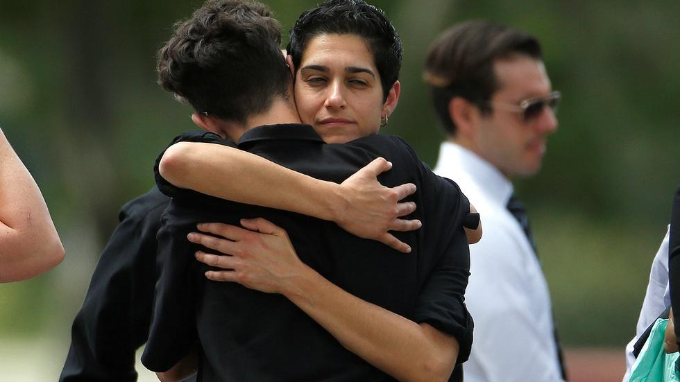 Orlando survivor: 'We don't have a choice' but to recover image