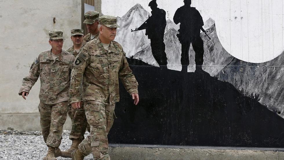 What will happen in Afghanistan as Obama leaves office? image