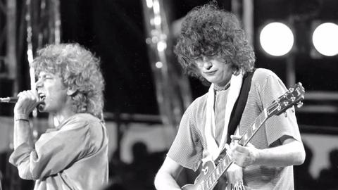 PBS NewsHour -- Led Zeppelin faces copyright case for 'Stairway to Heaven'