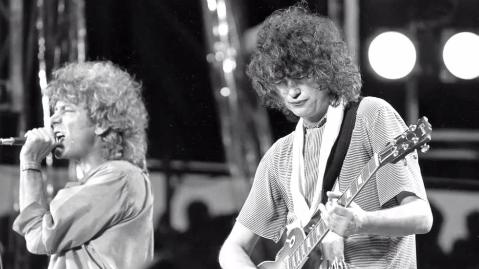 Led Zeppelin faces copyright case for 'Stairway to Heaven' image