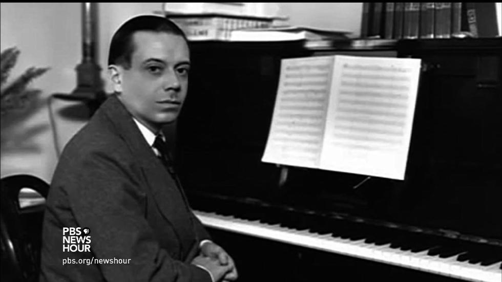 Why Cole Porter's melodies and lyrics produce musical magic image