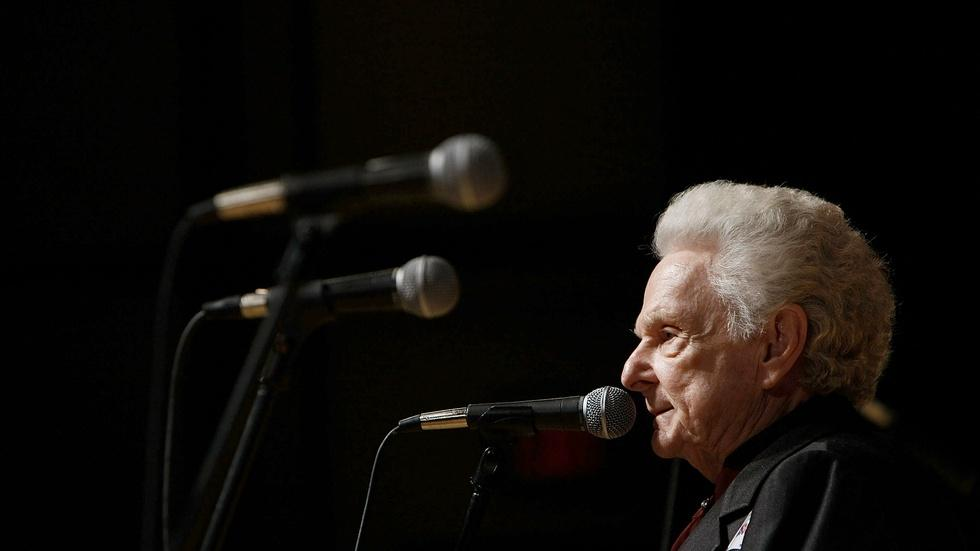 Remembering Ralph Stanley and his 'God-given voice' image