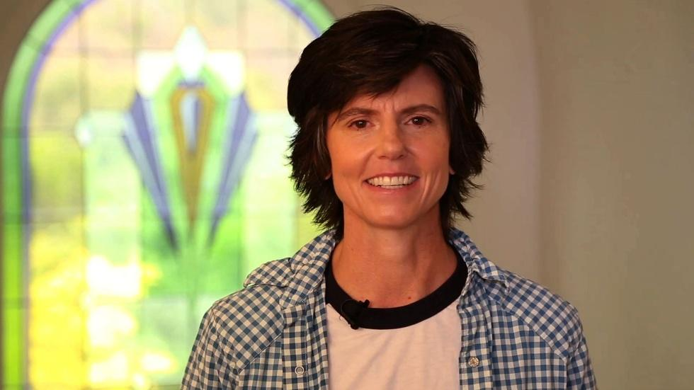 Tig Notaro explains how to make breast cancer funny image