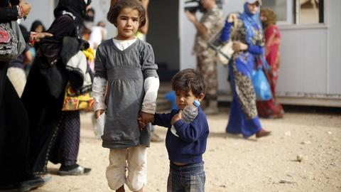 PBS NewsHour -- Taking on the plight of refugees — and the misperceptions