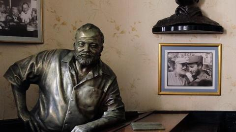 PBS NewsHour -- How sexual rivalry, other shenanigans drove Ernest Hemingway