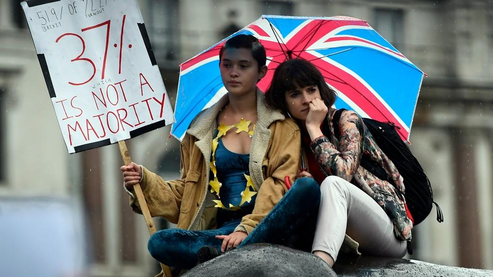 In post-Brexit Britain, xenophobic attacks are on the rise image