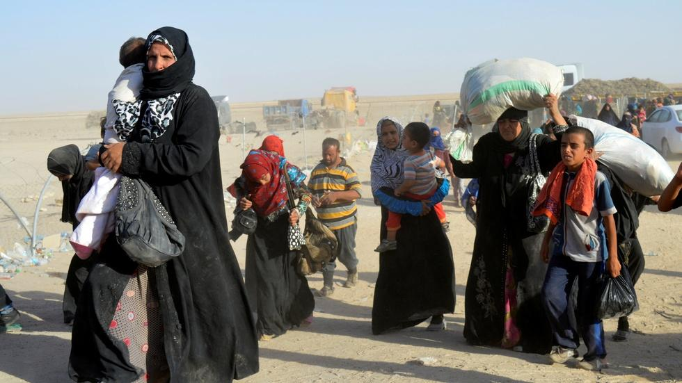 Humanitarian crisis looms in Fallujah after ISIS defeat image