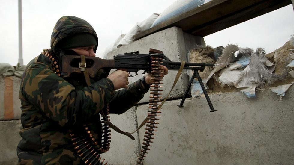 Desire to break free keeps Donetsk fighting? image
