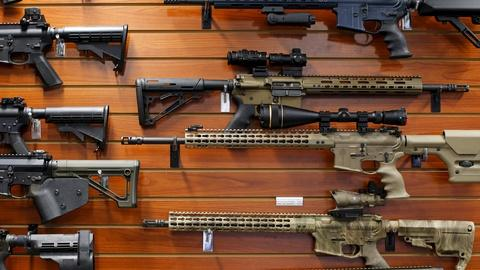 PBS NewsHour -- News Wrap: GOP gun and anti-terror bill faces opposition