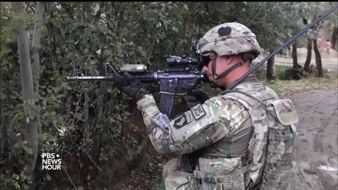 PBS NewsHour -- Why America's longest war is getting longer