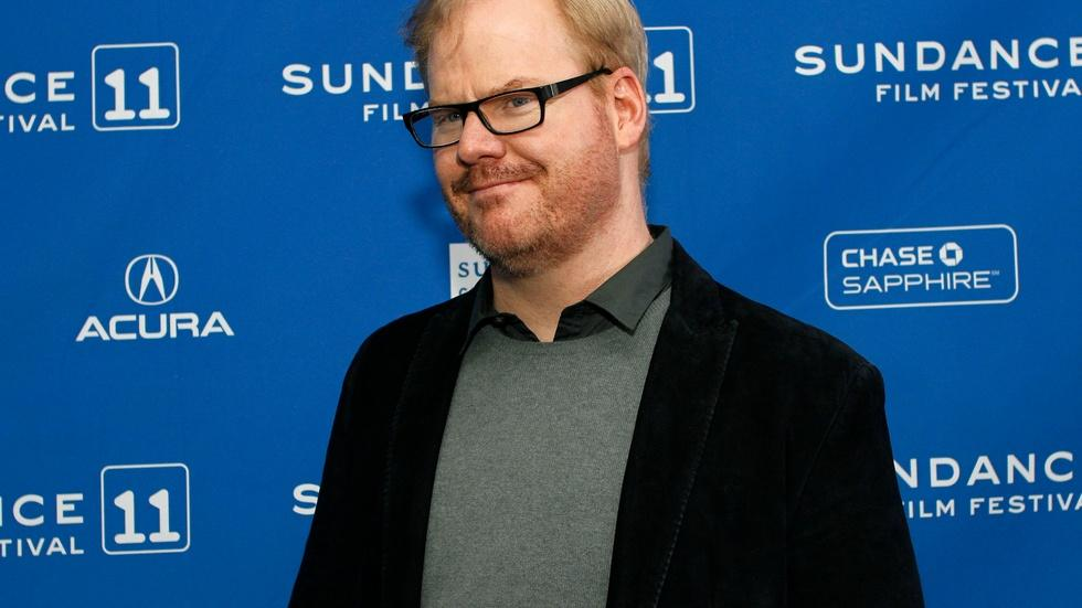 Jim Gaffigan explains where he finds humor image
