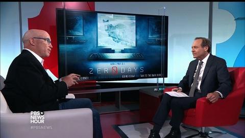 PBS NewsHour -- 'Zero Days,' a detective story about cyber warfare