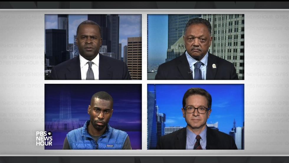 Is Dallas a turning point in the race and policing debate? image