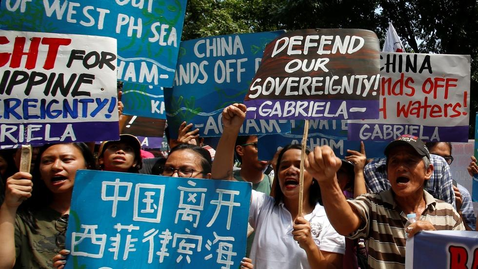 What next in the dispute over the South China Sea? image