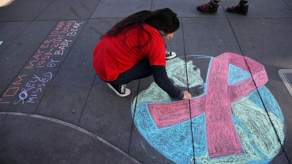 San Fran's bold AIDS mission is 'getting to zero' by 2030 image